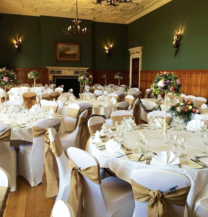 Wedding styling in and around Heythrop