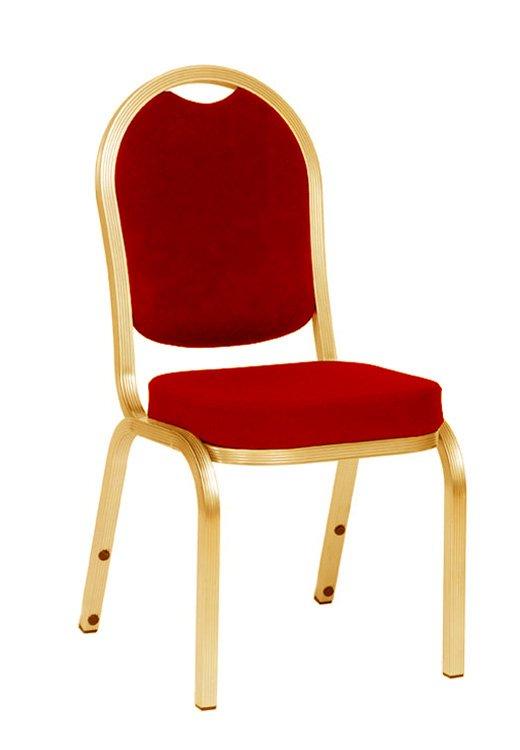 Round top banquet chair