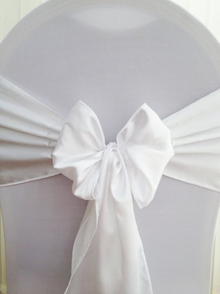 Hire Satin Sashes Deans Chair Covers Northamptonshire