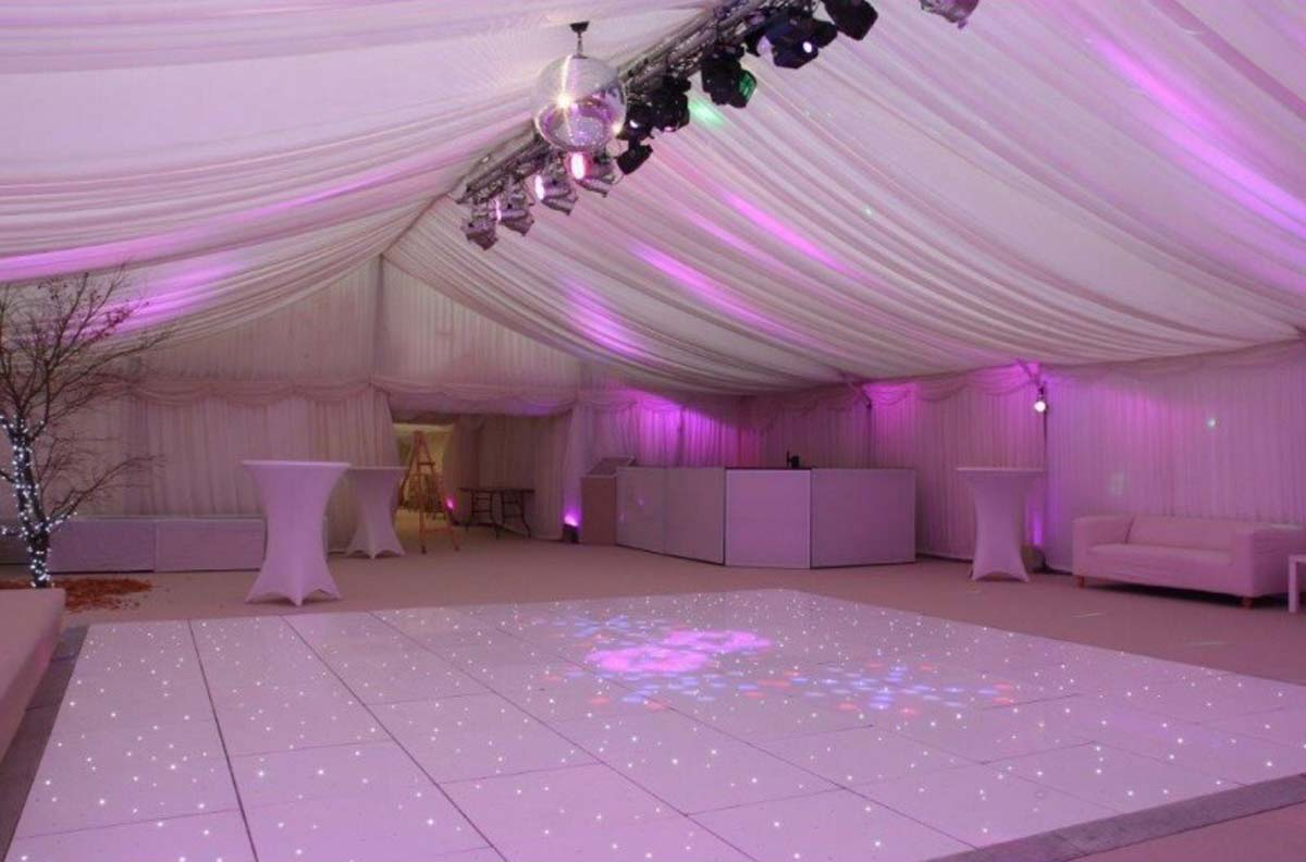 Hire starlight dancefloor